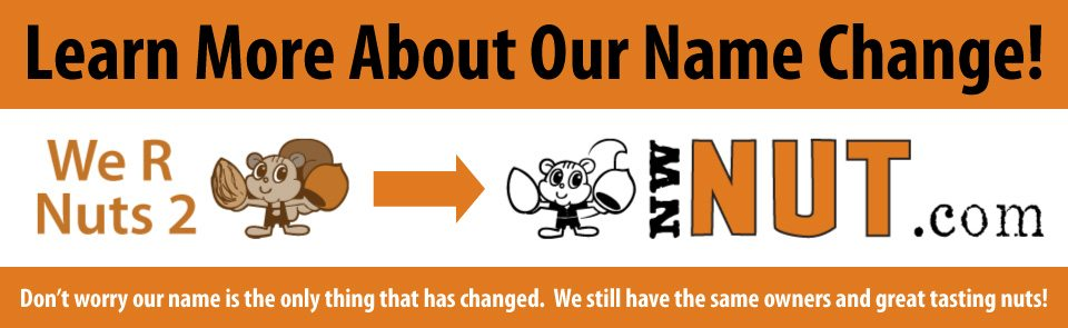 NW Nut: Our New Name