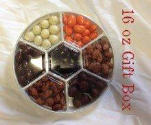 16 Oz Nut Gift Back
