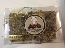 Traditional Milk Chocolate Toffee – 16 oz Box