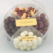16 Oz Hazelnuts 4 Mix Round